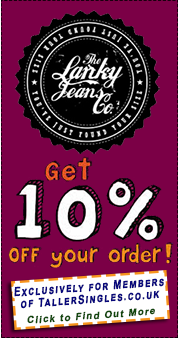 Get 10% Off at The Lanky Jean Co