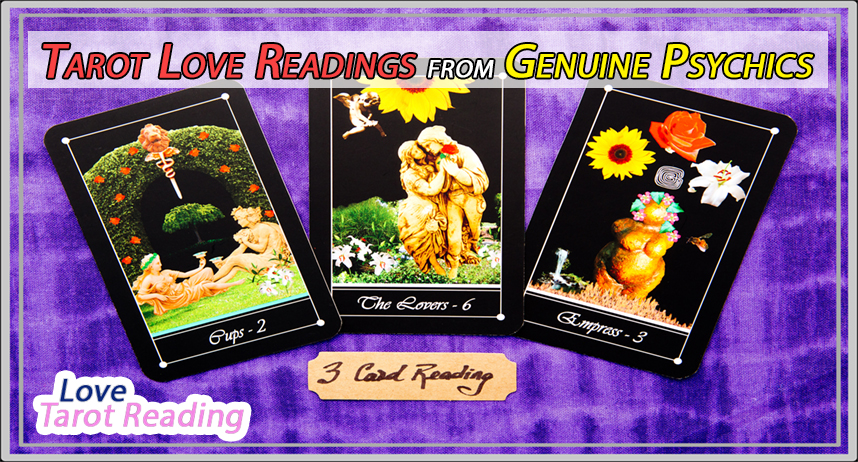 Tarot Love Reading